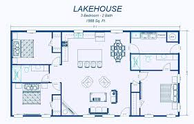 simple floor plan of a house.  Plan 2 Bedroom House Simple Plan  Davidu0027s Ready Built Homes  Floor Plans For Of A E