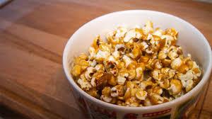 Poppa egna popcorn i micro