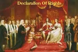 「Declaration of rights」の画像検索結果
