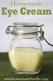 moisturizing eye cream via homemadeforelle