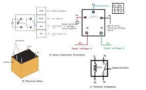 4 wire relay diagram wiring schematics and wiring diagrams 4 pin relay wiring diagram horn at 4 Wire Relay Diagram