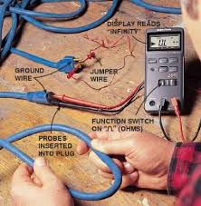 testing car wiring with a multi meter freeautomechanic How To Find A Short In A Wire Harness How To Find A Short In A Wire Harness #3