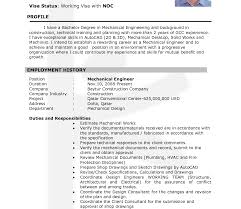 Certified Process Design Engineer Sample Resume Career Accomplishments Education Trainingal Engineering Resume 88