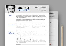 resume psd template psd resume templates