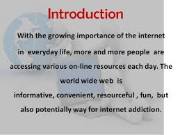 addiction essay internet 464 words essay on internet addiction preserve articles