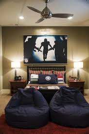 boys bedroom decorating ideas sports. Colts Football Themed Bedroom Up By The Bay Teen Boy Rooms Boys Decorating Ideas Sports