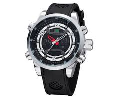 Mens <b>Sport</b> Watches Japan Movement Quartz Digital <b>Military Watch</b> ...