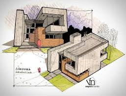 modern architectural sketches. Interesting Architectural Architecture Sketches Modern Architecture Drawings  Architectural Presentation Mockup Landscaping Dna House Design For Sketches P