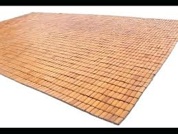 bamboo floor rug bamboo rug brown archives kick bamboo rug bamboo floor safe rugs
