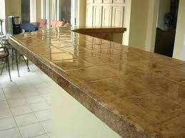 how to re countertops refinish re laminate countertop shine