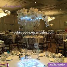 whole chandeliers for weddings crystal table top chandelier