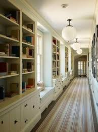 hallway office ideas. library in hallway built reading nookswindow seats between bookshelves have additional storage bench of window office ideas