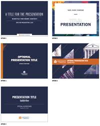 Presentation Template Powerpoint Powerpoint Keynote Templates University Of Virginia