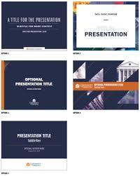Powerpoint Keynote Templates University Of Virginia