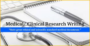 Medical And Clinical Research Writing Services Aristocrat