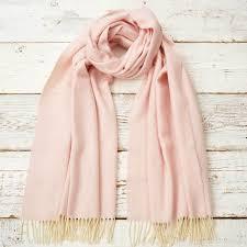 Light Pink Pashmina Wrap Scarf Pashmina Rose Blush Pink