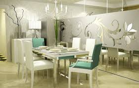 modern dining room table centerpieces. Dining Room, Modern Room Table Centerpiece Design With Plant Vase Under Brushed Nickel Chandelier Centerpieces D