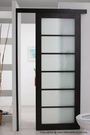 Modern Interior Sliding Doors Bathroom Sliding Door Designs Amusing Idea E Modern Door Design