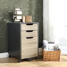 drawer vertical file cabinet oak 2