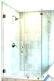 glass shower installation cost wonderful glass shower door installation cost enclosure ming sliding ca glass shower