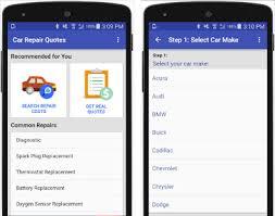 Auto Repair Estimate Car Quote Apk Download Latest Version 1 4 Com