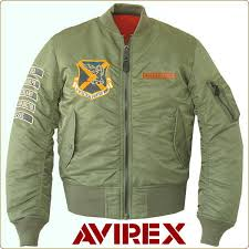 finished very unique jacket ma 1 representative in the avirex jacket designed military badges embroidered and leather name on front and back