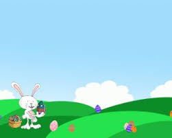 Easter Egg Hunt Ppt Template As Easter Is Fast Approaching