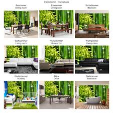 Vlies Fototapete Far Asia Bamboo Wald Tapete Bambus Bambuswald Dschungel Asia Asien Bambusweg Grün