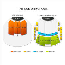 Harrison Opera House Seating Chart Virginia Symphony Orchestra Norfolk Tickets 12 14 2019 8