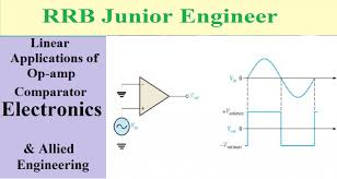 Op Amp Comparator Op Amp Comparator Circuit Study Electronics