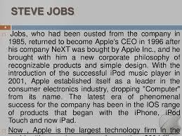 steve jobs steve jobs4iuml130uml jobs