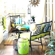 Decor Of Small Apartment Patio Decorating Ideas Amazing For Balcony