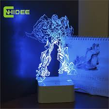 creative designs in lighting. CNHIDEE Creative Designs USB Novelty Acrylic Lamp 3D Led Night Lights Robot Kitty Bear Mushroom Besides Lampara For Children-in From In Lighting