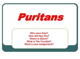 Puritans And Quakers Venn Diagram Ppt Puritans Powerpoint Presentation Id 6111671