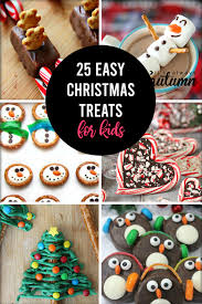 Christmas is the most traditional of finnish festivals. 25 Easy Christmas Treats To Make With Your Kids It S Always Autumn
