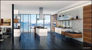 Contemporary Kitchen Design Ideas KITCHENTODAY - Contemporary kitchen colors