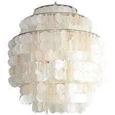 capiz shell lighting fixtures. I Have An Antique Capiz Shell Light That Is Like 4 Ft Tall Going To Restring It In More Of This Shape And Put The Middle Where Fan Lighting Fixtures