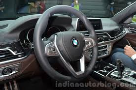 bmw 2015 7 series interior. 2016 bmw 7 series msport interior at the iaa 2015 bmw