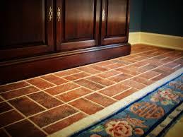 red brick flooring floor tile brick look vinyl flooring floor brick flooring in uncategorized