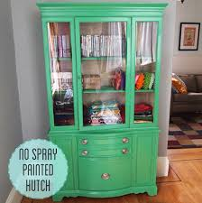 painted furniture blogsHow to paint wood furniture without spray paint as well as spray