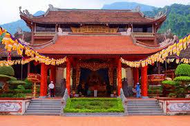 Image result for chùa hoa yên