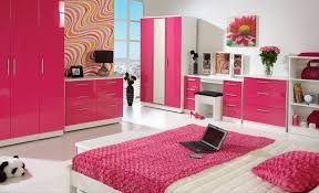 Pink High Gloss Bedroom Furniture Vivo Furniture - Red gloss bedroom furniture
