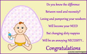 Baby Congrats Note Congratulations For Baby Boy Newborn Wishes And Quotes