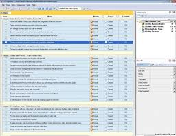 Sample Excel Checklist Template Delectable Business Continuity Plan Incident Checklist Disaster Recovery