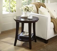 round side table round end tables