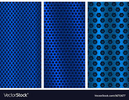 Layouts Blue Blue Metal Perforated Backgrounds Brochure Design
