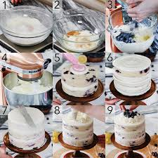 Lemon Blueberry Cake Preppy Kitchen