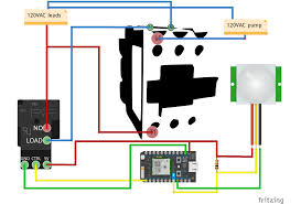 photon remote water level sensor learn sparkfun com contactor relay hookup the full circuit diagram of the pump
