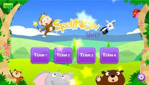 SpellNow spelling apps