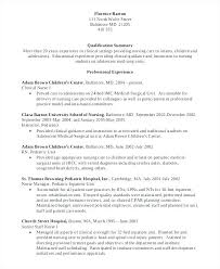 Nurse Resume Format Cv In Word – Komphelps.pro